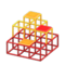 Playground Gym (Red) NH Icon.png