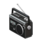 Tape Deck (Black) NH Icon.png