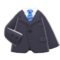 Business Suitcoat (Black) NH Icon.png