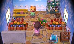 Maggie's house interior