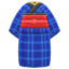 Old Commoner's Kimono (Blue) NH Icon.png