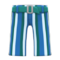 Striped Bell-Bottoms (Green) NH Icon.png