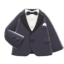 Tuxedo Jacket (Black) NH Icon.png