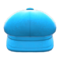 Dandy Hat (Blue) NH Icon.png