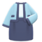 Prim Outfit (Blue) NH Icon.png