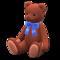 Papa Bear (Choco - Blue) NH Icon.png