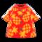 Pineapple Aloha Shirt (Red) NH Icon.png