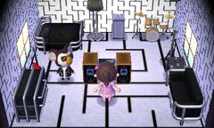 Eugene's house interior