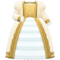 Noble Dress (White) NH Icon.png