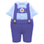 Alpinist Overalls (Blue) NH Icon.png