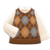 Argyle Vest (Brown) NH Icon.png
