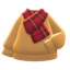 Checkered Muffler (Camel) NH Icon.png