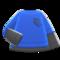 Layered Shirt (Navy Blue) NH Icon.png