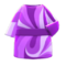 Marble-Print Dress (Purple) NH Icon.png