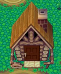 Ava's house exterior
