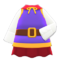 Prince's Tunic (Purple) NH Icon.png