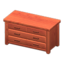 Wooden Chest (Cherry Wood)