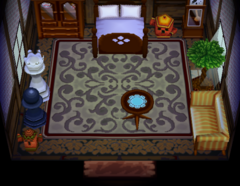 Rex's house interior