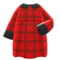 Loose Fall Dress (Red) NH Icon.png