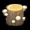 Mush Log (White Mushroom) NH Icon.png