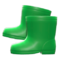 Rain Boots (Green) NH Icon.png