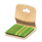 Floor Seat (Light Wood - Pale Grass Green) NH Icon.png