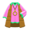 Groovy Tunic (Camel) NH Icon.png