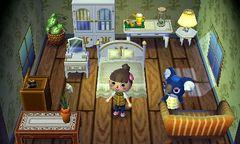 Yuka's house interior