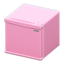Mini Fridge (Pink)