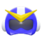 Zap Helmet (Blue) NH Icon.png