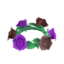 Chic Rose Crown