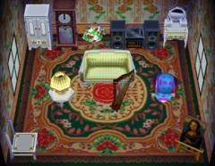 Sue E's house interior