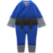 Ninja Costume (Dark Blue) NH Icon.png