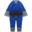 Ninja Costume (Dark Blue) NH Icon.png