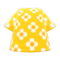 Blossom Tee (Yellow) NH Icon.png