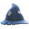 Frugal Hat (Blue-Gray) NH Icon.png