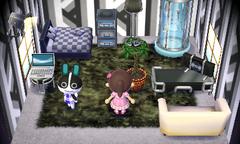 Dotty's house interior