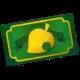 Leaf Ticket in Animal Crossing: Pocket Camp