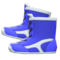 Wrestling Shoes (Blue) NH Icon.png
