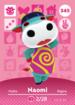 345 Naomi amiibo card NA.png
