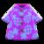 Pineapple Aloha Shirt (Purple) NH Icon.png
