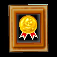 Autumn Medal
