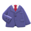 Business Suitcoat (Navy Blue) NH Icon.png