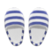 House Slippers (Navy Blue) NH Icon.png