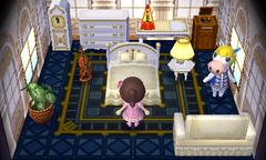 Colton's house interior