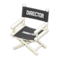 Director's Chair (White - Director Black) NH Icon.png