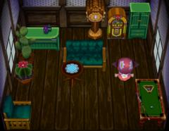 Ricky's house interior
