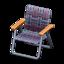 Lawn Chair (Black)
