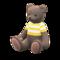 Mama Bear (Choco - Yellow Stripes) NH Icon.png
