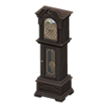 Antique Clock (Black) NH Icon.png